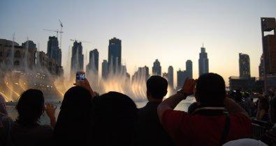 DUBAI. HOOGSTE, GROOTSTE, GELIKTSTE…