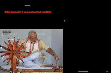 ZELFVOORZIENEND INDIA: DE MOOIE WOORDEN, DE HARDE WERKELIJKHEID