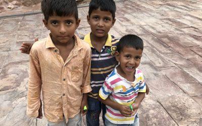 ONDERVOEDING EN ARMOEDE IN INDIA