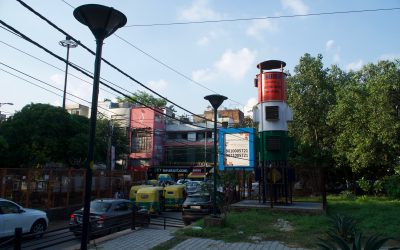 LIVING PLANET: CAN SMOG TOWERS SOLVE DELHI'S AIR POLLUTION?
