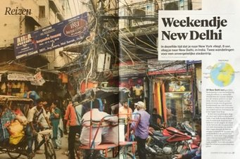 WEEKEND IN NEW DELHI: TIPS