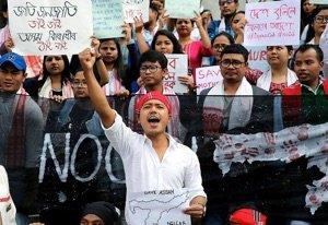 MOSLIMS INDIA VESTIGEN HOOP OP GRONDWET