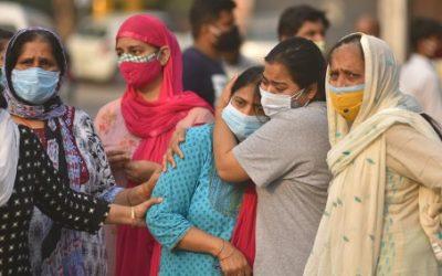 BNR RADIOGESPREK: SITUATIE IN INDIA STEEDS NIJPENDER